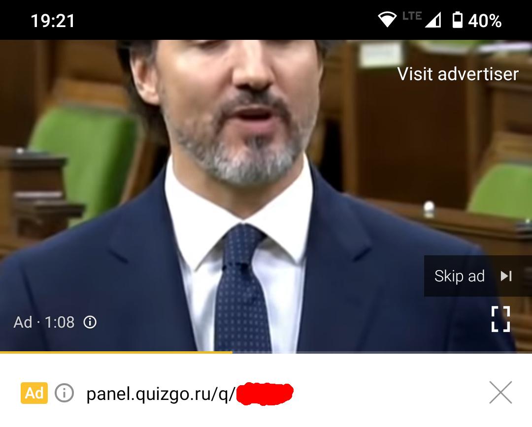 Justin Trudeau y sus  escándalos